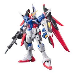 Gundam Seed Destiny REAL GRADE : ZGMF-X42S Destiny Gundam – HYPETOKYO