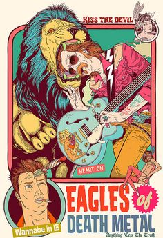 Douglas Bicicleta - Eagles of Death Metal