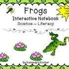 FROGS ~ Power Point and Interactive notebook in ONE product! This is 128 pages jammed packed with Fabulous Frog Facts and Fun for your students.   ...