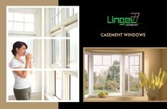 Get Wide Range of High-Quality Casement Windows at Lingel Windows