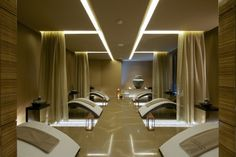 Innovative Day Spa Design by KdnD studio LLP Interior Styles