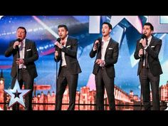 Britains Got Talent The Neales familys Heart-warming Everly Brothers Rendition by Readers Gazette Got Talent Videos, Britain's Got Talent, Talent Show, Music Songs, My Music, Music Videos, Family World, The Band Perry, The Osmonds