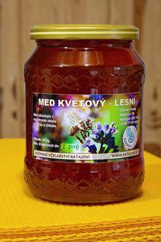 Med květový - lesní