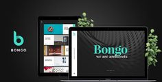 Bongo - Multi §³oncept PSD template for Portfolio by ScientecraftDesign Bongo is a unique portfolio template for personal or corporate using with both clean and modern design. Bongo is focused on digita