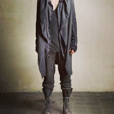 Like it #darkfashion #highfashion #parisfashionweek #avantgardefashion #mensfashion