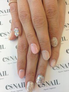 Choose your style Es Nails, Work Nails, Hair And Nails, Sassy Nails, Trendy Nails, Cute Nails, Pretty Nail Designs, Pretty Nail Art, Pointed Nails