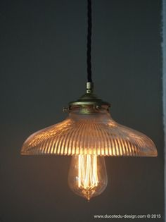 Opaline handkerchief White speckled vintage Hanging light globe old globe lamp Gift deco Customizable light