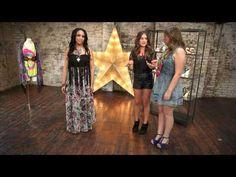 Tanya Burr & Electra How To Get Vanessa Hudgens Look - YouTube