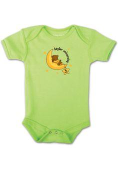Product: Baylor University Infant Bodysuit