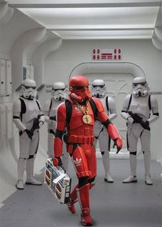 Hip Hop Trooper