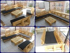1001 Pallets, Recycled wood Pallet ideas, DIY Upcycled Pallet Projects ! - Part 3