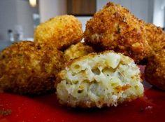 Croquette mac and cheese 5 – La p'tite fourchette
