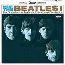 Beatles (Meet the Beatles)The Mono + Stereo CD