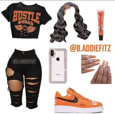 👣 ᑎYᗩ 👅 for more fitz ! 🔶 👣 ᑎYᗩ 👅 for more fitz ! Nike Outfits, Swag Outfits For Girls, Cute Swag Outfits, Teenage Girl Outfits, Cute Comfy Outfits, Teen Fashion Outfits, Fashion Mode, Teenager Outfits, Girly Outfits
