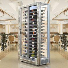Weinkühlschränke TECA VINO, matt weiß | Weinklima-Kühlschränke ... | {Weinkühlschränke 49}