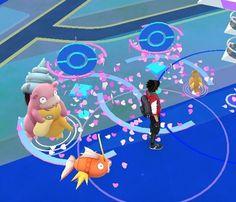 Il se passe des trucs vraiment bizarres sur Pokémon GO !