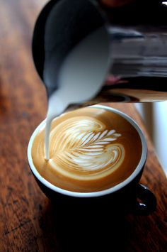 the perfect flat white #cupamonth www.cupamonth.com