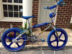 1980 Team Mongoose - BMXmuseum.com