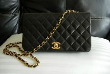 Authentic Vintage Chanel Handbag
