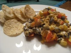 Another Easy Appetizer: Holly's Layered Taco Dip