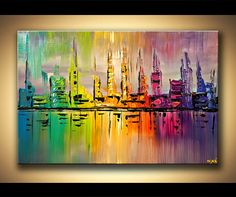 Abstract art poster on photographic paper. Title: Skyfall. Size: 36x24. Type: Poster on acid-free high-quality photographic paper. Shipping: Poster