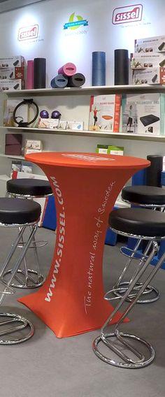Unser Novacare/Sissel Stand auf der FIBO 2016 in Köln