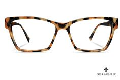 Seraphin Summit Glasses - Come into our Kanata eyeDOCS location to try these frames on!