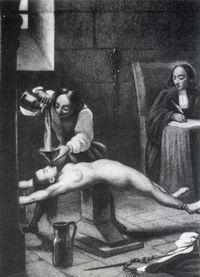 Folter geschichten