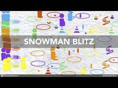 Snowman Blitz is a great cooperation game for physical education that is perfect for the Winter Holidays! I love playing this game outside in the snow! games Snowman Blitz - Standards-Based PE Games for your Gym Gym Games For Kids, Physical Activities For Kids, Physical Education Lessons, Pe Activities, Pe Games, Gross Motor Activities, Movement Activities, Character Education, Health Education