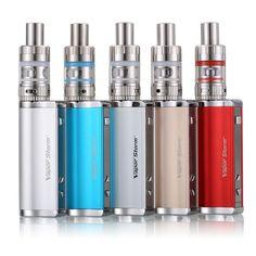 >> Click to Buy << Electronic Cigarette kit H30 8.5v/30W 2200mah E Cigarette Box Mod EC II Tank 0.5ohm Battery in E-cigarettes Vaporizer Hookah #Affiliate