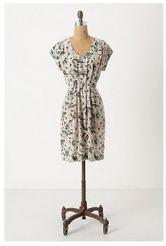 ANTHROPOLOGIE Odille 'Junebug' 100% Silk Dress Multicolor Size L NEW $44.99    eBay