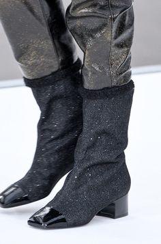 Самая модная обувь: три главных цвета осени и зимы 2017/18 | Marie Claire