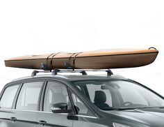 Ford C Max Thule Porta Kayak Da Tetto