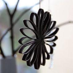 sewed flower
