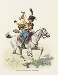Trumpeter, 9th Hussars