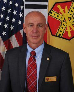 "Mr. Patrick ""MAC"" MacKenzie Deputy Garrison Commander United States Army Garrison Humphreys Installation Management Command Pacific Region"