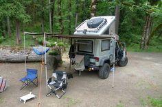 Adventure-Mobile   Jeep XV-JP Northwest Edition   A Continuous Lean.