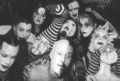 Idiot Flesh. Saw them way back in '97 at Burning Man. Was blown away by their stage show and their music