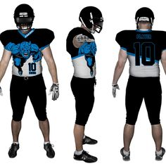 Sublimated football jerseys with unlimited decoration options. Delivered in  4 weeks or less! 261310b86