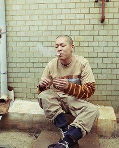 #regram @kimdanici .  #160411 #ohhyuk #오혁 #吳赫 by hyukohtw