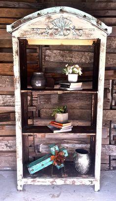 Belleza Hutch. Rustic FurnitureFlipBeauty