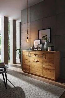 Kommode aus Eiche teilmassiv kaufen Cabinet, Storage, Furniture, Home Decor, Dresser, Oak Tree, Homes, Clothes Stand, Purse Storage