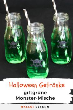 Halloween-Cocktails – Ideen für Gruselige Drinks 🎃👻 Poisonous Monster Mix and 12 more ideas for Halloween drinks Halloween Cocktails, Halloween Party Snacks, Halloween Desserts, Halloween Appetizers For Adults, Halloween Snacks For Kids, Halloween Buffet, Halloween Cupcakes, Halloween Food For Party, Scary Halloween