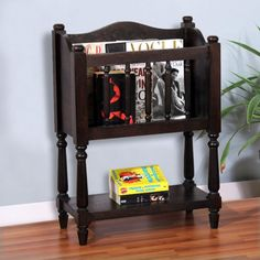 Uno Galang Magazine Rack - FabFurnish.com