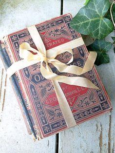 Old Books by beachbabyblues