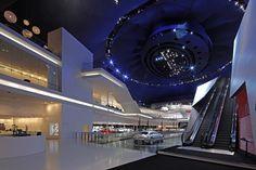 Gallery - Mercedes-Benz at the Frankfurt Festival Hall / KTP Kauffmann - 8