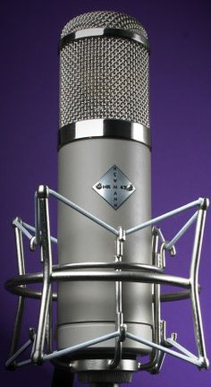 Newmann... Best studio mics in the world