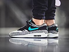 official photos 20160 e9e2b Nike Air Max 1. Atmos Elephant 908366 001