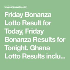 11 Best Lotto Results images in 2014 | Lotto results, Lotto