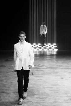 Rick Owens Men S/S 2013 | models.com MDX